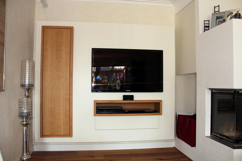 tv paneel elegant lowboard tvregal wandregal paneel tvhifi center with tv paneel tolle tv wand. Black Bedroom Furniture Sets. Home Design Ideas